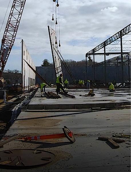 Tilt-up construction