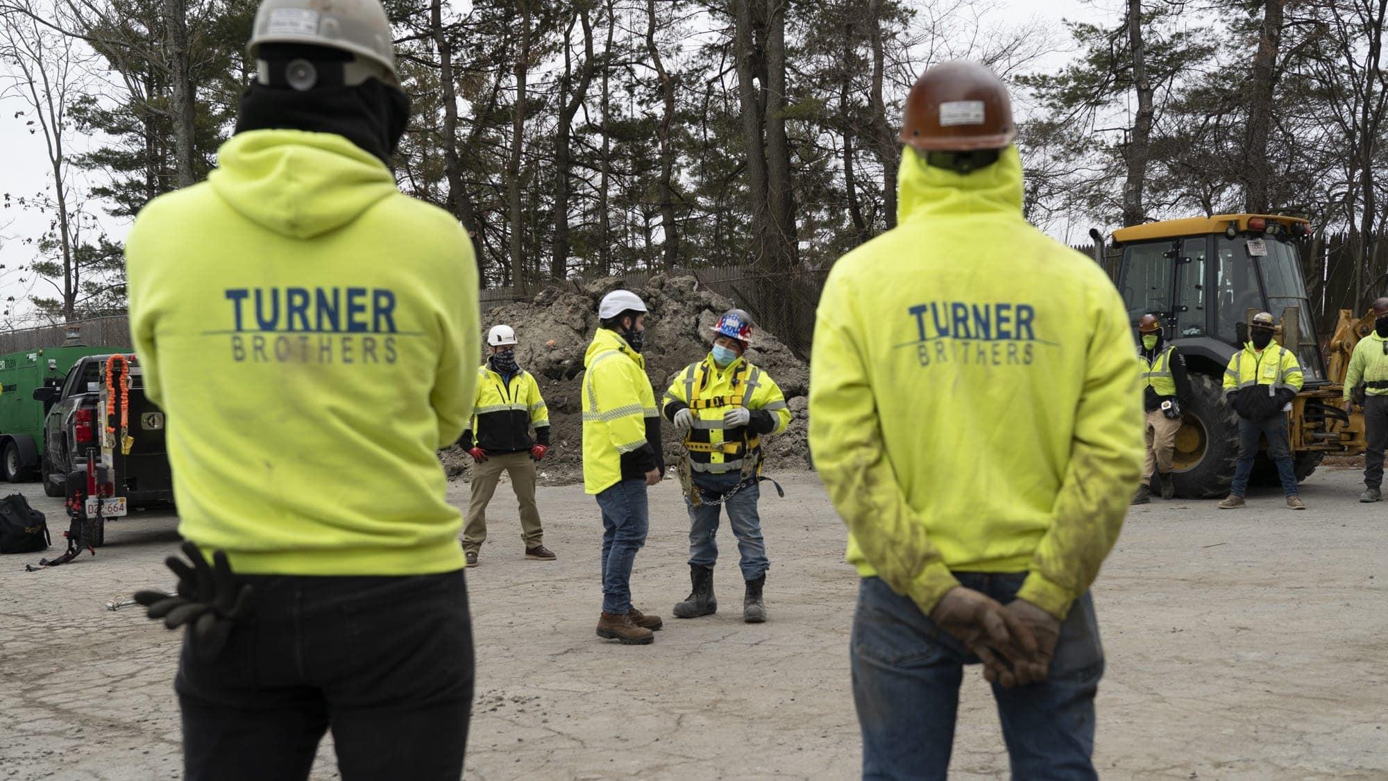 Turner Brothers Employee Meeting